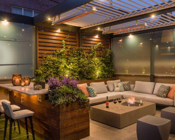 4-Season Roof Garden